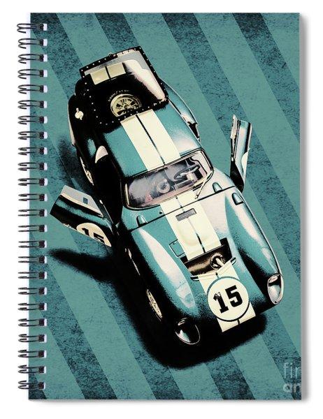 Number 15 Spiral Notebook