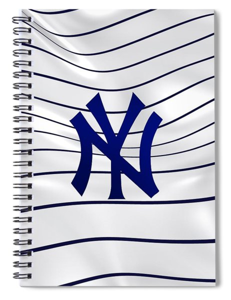 Ny Icon Spiral Notebook