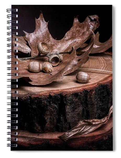 Oak Tree Still Life Spiral Notebook