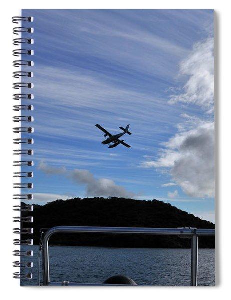 Observer Spiral Notebook
