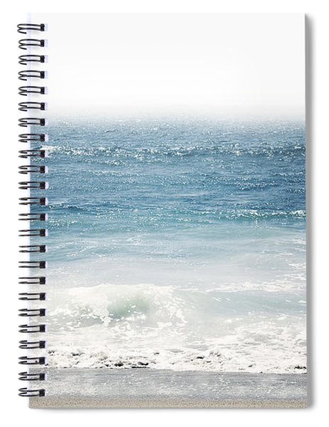 Ocean Dreams- Art By Linda Woods Spiral Notebook