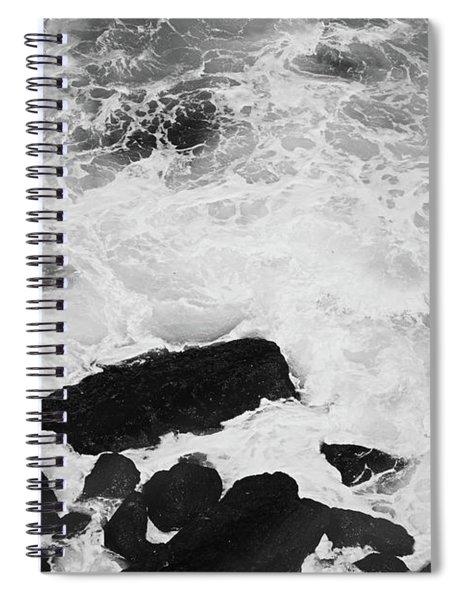 Ocean Memories V Spiral Notebook