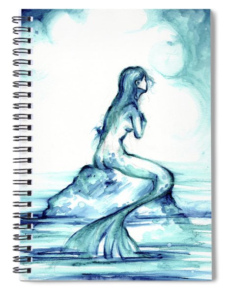 Ocean Watch Spiral Notebook