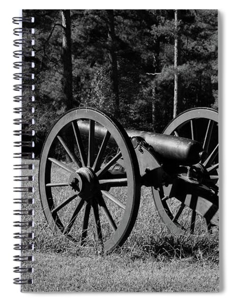 Of Years Gone By Spiral Notebook