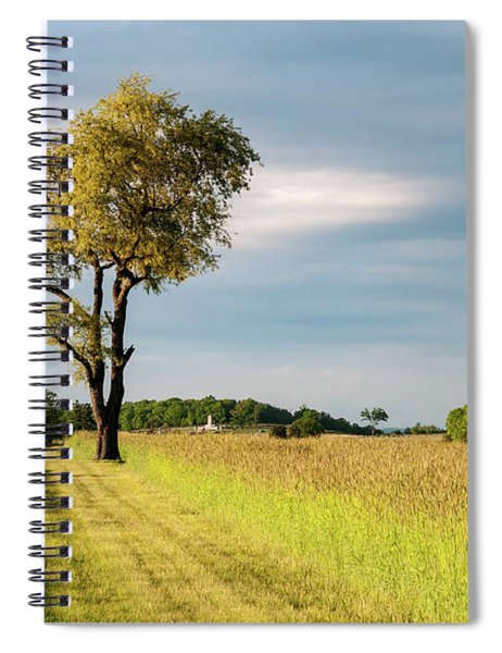 Off The Road Spiral Notebook