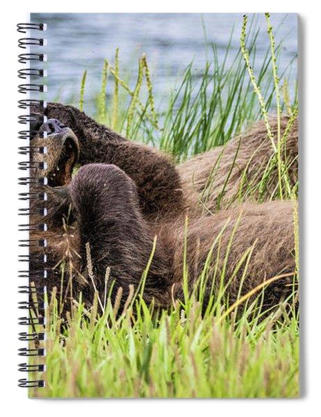 Oh My God Spiral Notebook