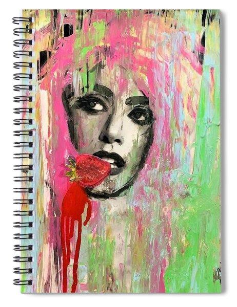 Ohh La Spiral Notebook