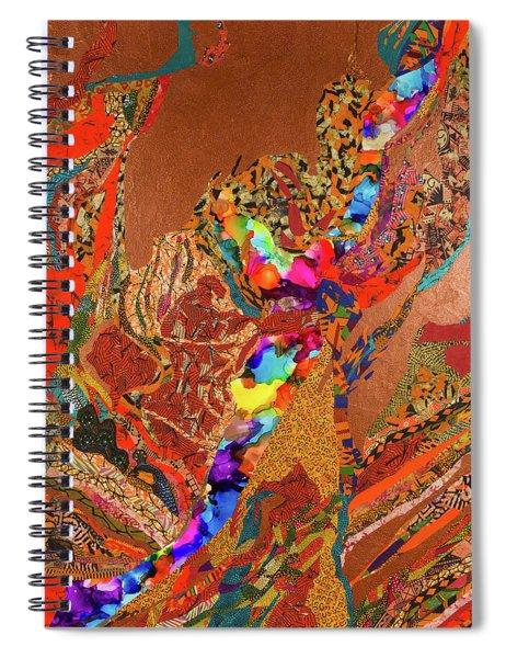 Oju Olurun II Spiral Notebook