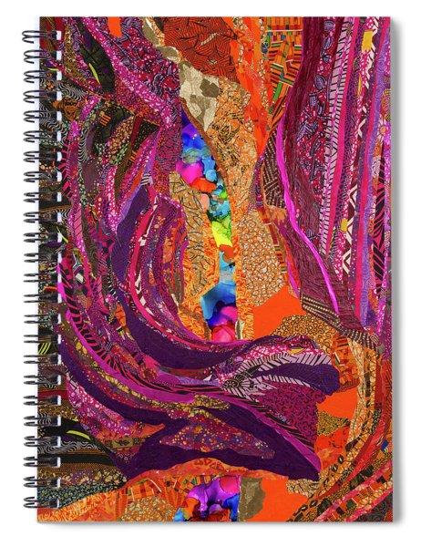 Oju Olurun IIi Spiral Notebook