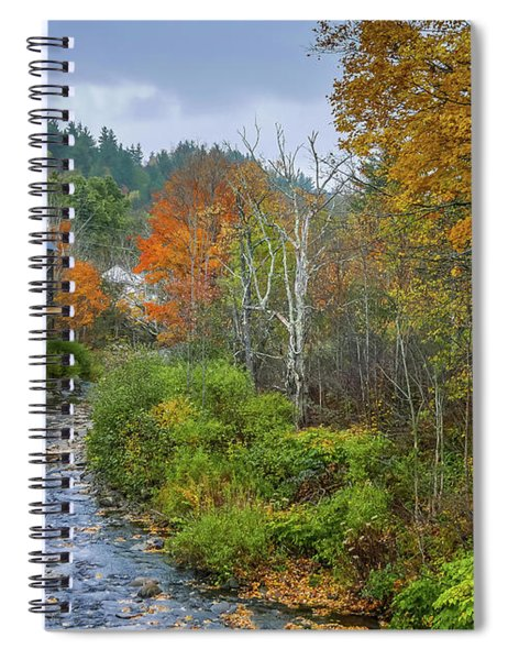 Old Mill New England Spiral Notebook