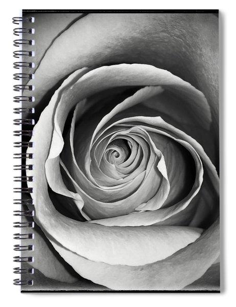 Old Rose Spiral Notebook