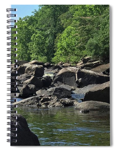 On The Occoquan Spiral Notebook