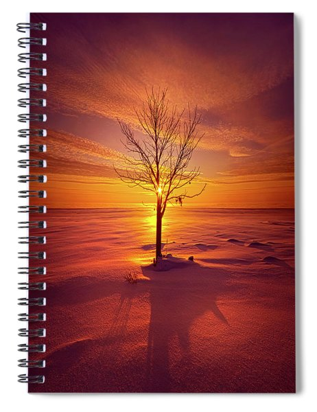 One Is The Loneliest Number Spiral Notebook