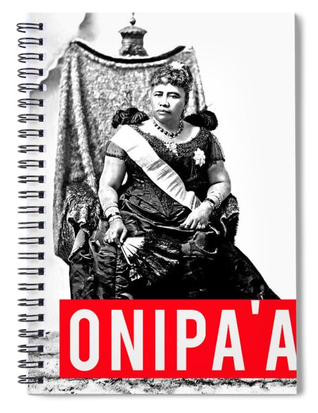Onipaa Spiral Notebook by MB Dallocchio