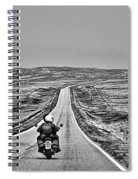 Open Road Spiral Notebook