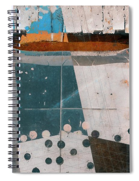 Opening Night Square Version Spiral Notebook