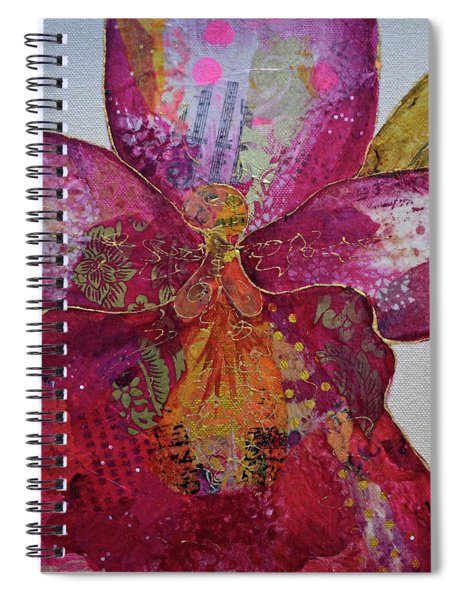 Orchid Passion II Spiral Notebook