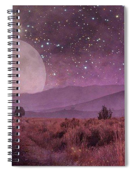 Other Worlds Spiral Notebook