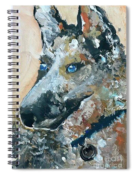 Otis Spiral Notebook