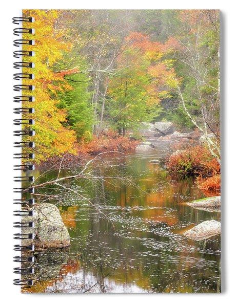 Otter Brook Preserve Spiral Notebook