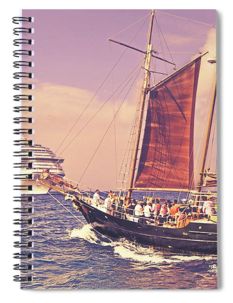Outclassed Spiral Notebook