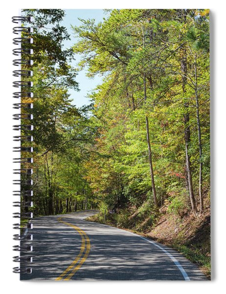 Overhill Skyway Spiral Notebook