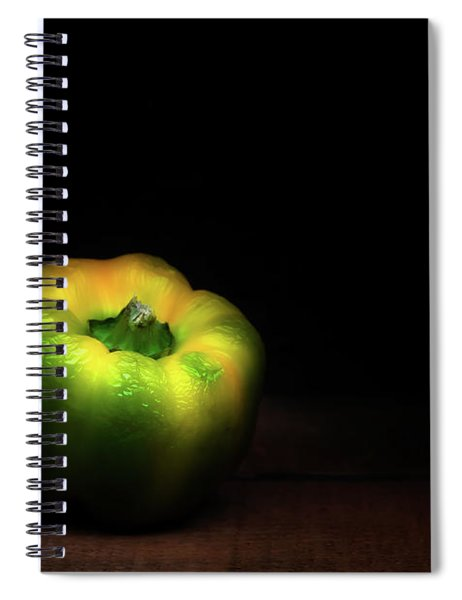Overripe Bell Spiral Notebook