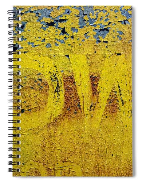 OW  Spiral Notebook