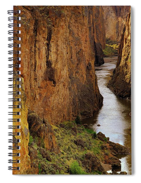 Owhyee River Spiral Notebook