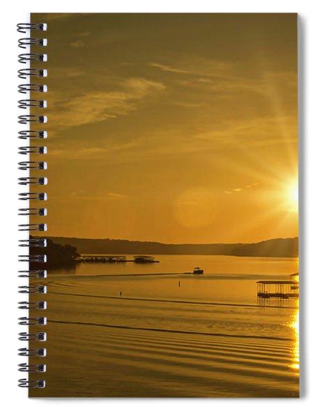 Ozark Sunrise Spiral Notebook