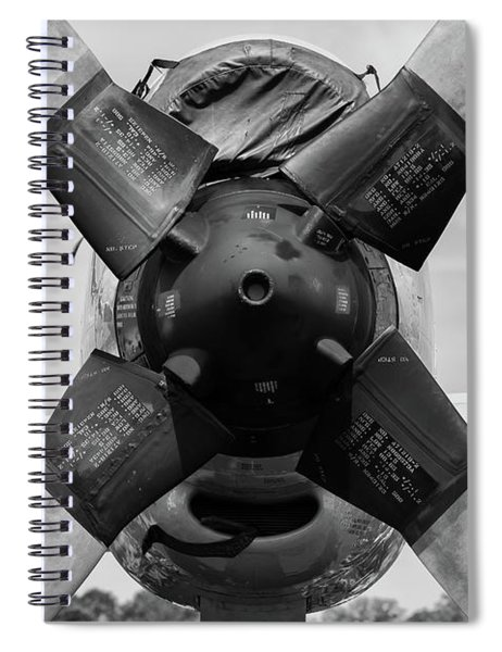P-3 Power Spiral Notebook