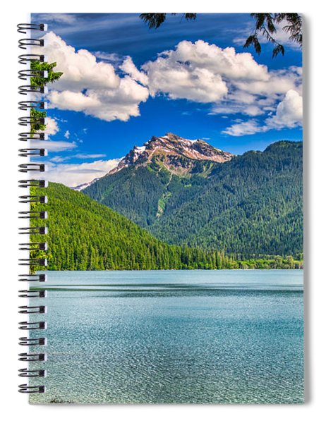 Packwood Lake Spiral Notebook