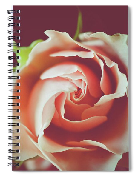 Painted Spiral Notebook