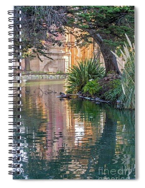 Palace Arts Spiral Notebook