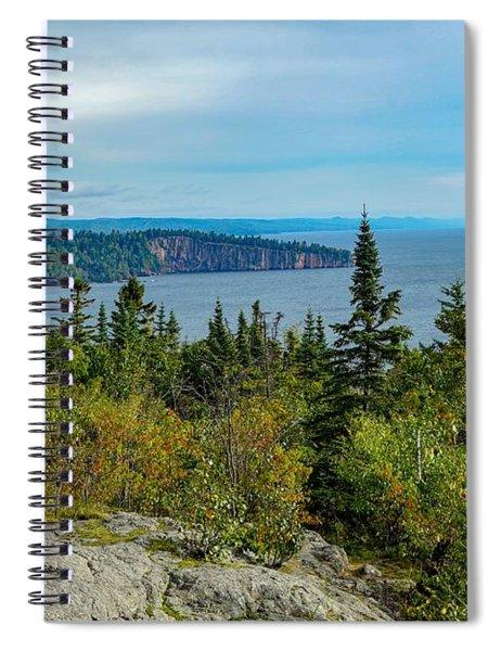Palisade Head Spiral Notebook
