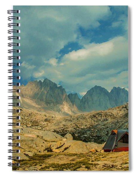 Palisades Glow Spiral Notebook