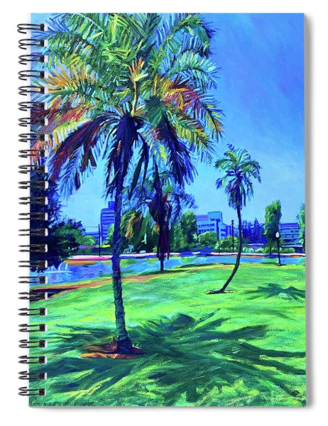Palm Prints Spiral Notebook