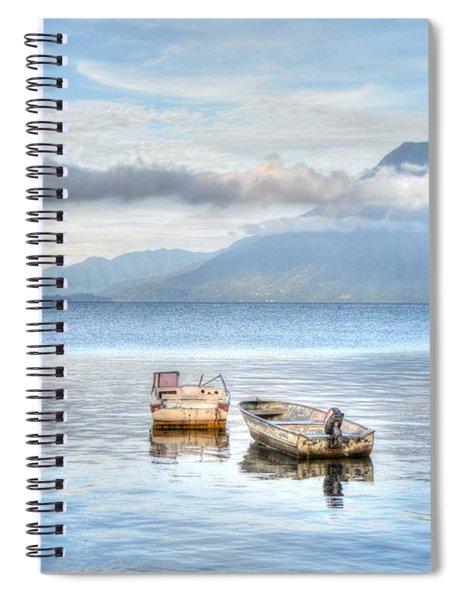 Panajachel Spiral Notebook
