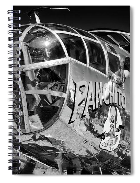 Panchito's Guns Spiral Notebook