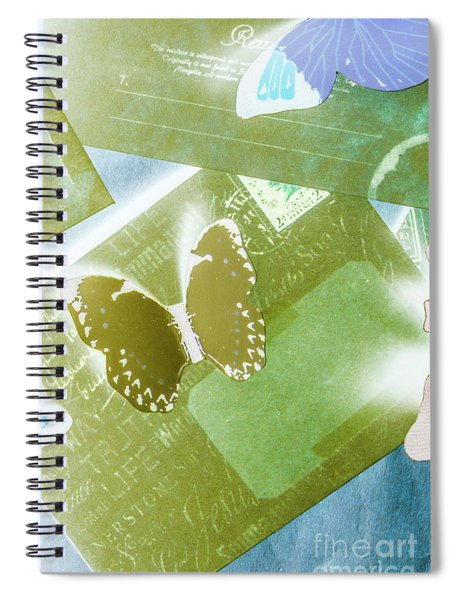 Paperwing Post Spiral Notebook