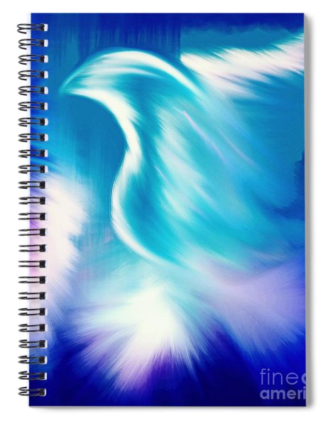 Paraclete Spiral Notebook