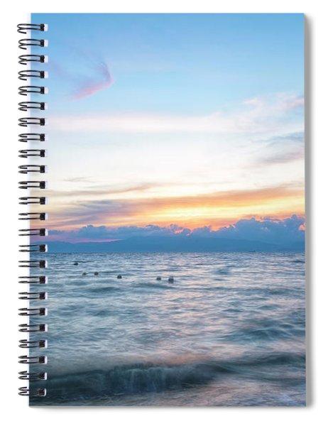 Paradise Beauty Spiral Notebook