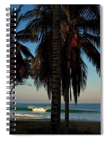 Paraiso Spiral Notebook