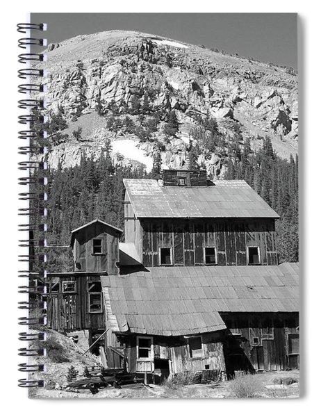 Paris Mill Spiral Notebook
