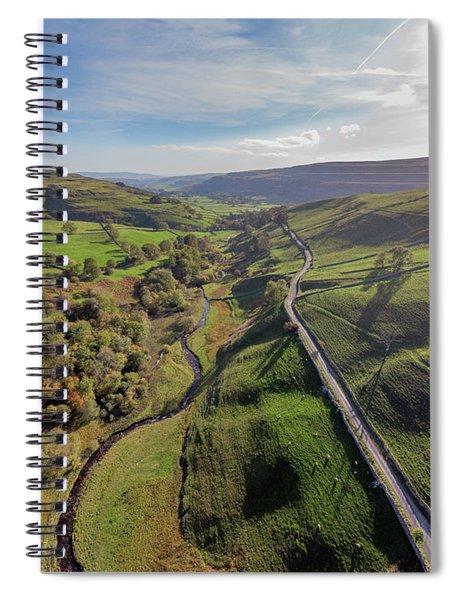 Park Rash - Kettlewell Spiral Notebook