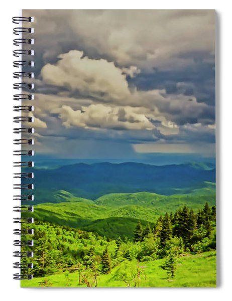 Parkway View Spiral Notebook