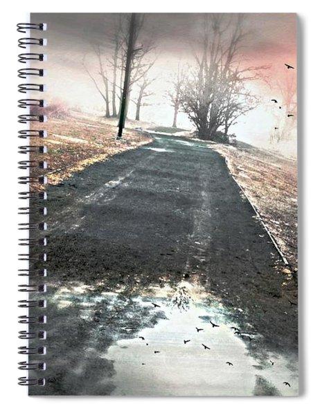 Particularly Spiral Notebook