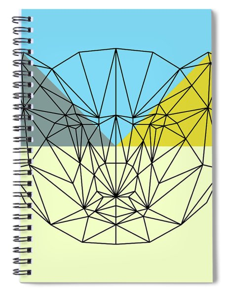 Party Bear Spiral Notebook