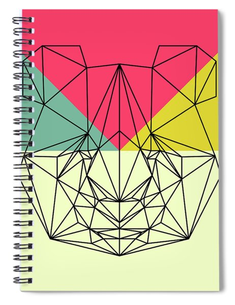 Party Panda Spiral Notebook