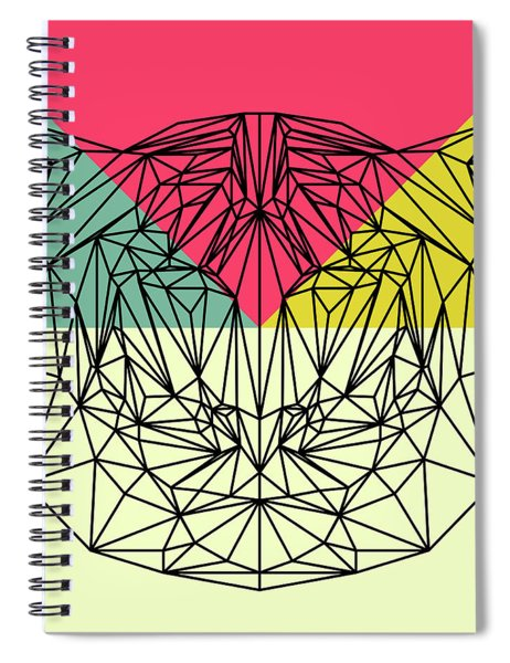 Party Tiger Spiral Notebook